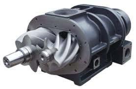 Conserto de compressores rotativos