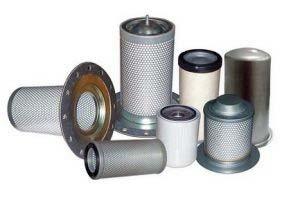 Elemento filtro para compressor