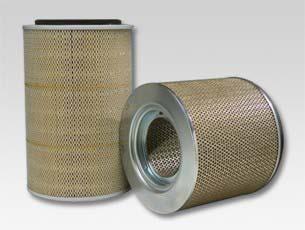 Filtro de ar para compressor industrial