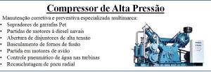 Reforma de compressores booster