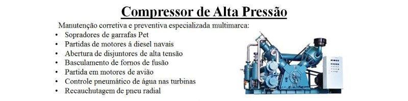 Compressor de alta pressao