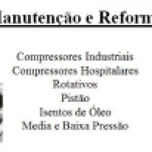 Reforma de compressor